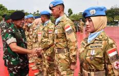 Panglima TNI: Negara Menghargai Keberhasilan Satgas TNI di Kongo - JPNN.com
