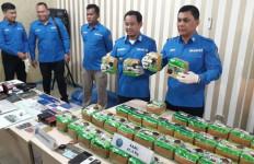 41,6 Kilogram Sabu-sabu Masuk Lampung - JPNN.com