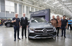 Mercedes-Benz GLE dan GLC Dirakit Lokal di Wanaherang, Tetapi... - JPNN.com