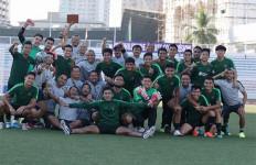 Obat Itu Bernama Emas Sepak Bola SEA Games 2019 - JPNN.com