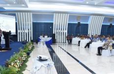 Kasal Bersilaturahmi dengan Perwira Korps Khusus Wilayah Jakarta - JPNN.com