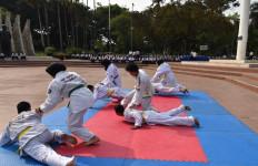 Lihat Nih, Atlet Jujitsu Bakamla RI Tampil Memukau - JPNN.com