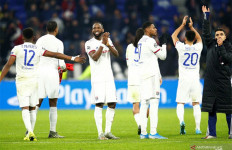 Lyon Dampingi RB Leipzig ke 16 Besar Liga Champions - JPNN.com
