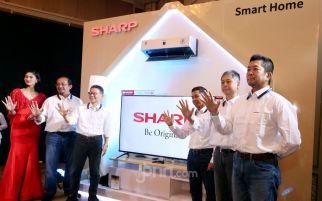 SHARP Hadirkan Android TV Dengan Google Assistant