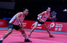 BWF World Tour Finals 2019: 2 Ganda Campuran Indonesia Apes Hari Ini - JPNN.com