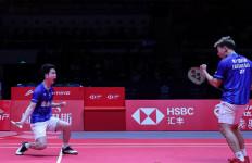 Minions Emosional Sambut Kemenangan Pertama di BWF World Tour Finals 2019 - JPNN.com