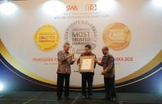 Konsisten Terapkan GCG, Pupuk Indonesia Grup Dinobatkan Sebagai Trusted Company 2019 - JPNN.com