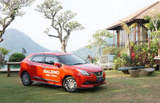 Kilas Balik Suzuki Baleno di Indonesia, dari Sedan ke Hatchback - JPNN.com