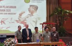 Wujudkan Pertanian Maju Mandiri dan Modern, Ditjen PSP Kementan - Bank Mandiri Jalin Kerja Sama - JPNN.com