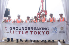 Pembangunan Little Tokyo Sudah Dimulai - JPNN.com