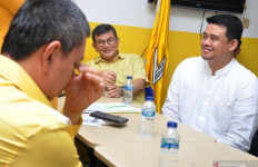Tiba-Tiba Bobby Nasution Temui Prabowo Subianto, Dapat Restu Maju Pilwakot Medan? - JPNN.com