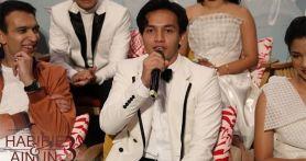 Jefri Nichol Mendadak Muncul di Gala Premiere Habibie & Ainun 3