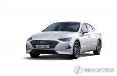 Hyundai Kirim 1.232 Sonata Hybrid ke Dubai - JPNN.com
