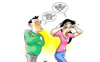 Saat Pendekatan Bergaya Ustaz, Sudah Jadi Suami Malah Doyan Maksiat