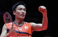 Momota Juara BWF World Tour Finals 2019 Usai Menang Dramatis dari Ginting - JPNN.com