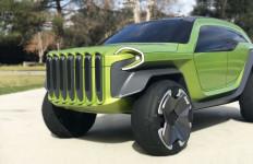 Jeep Kembangkan Pesaing Suzuki Jimny - JPNN.com