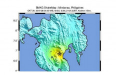 Sulawesi Utara Gempa Magnitudo 6,8, Tetap Tenang - JPNN.com