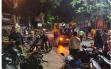 Dini Hari, Polisi Berjibaku Lawan 40 Anggota Geng Motor