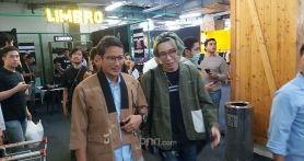 Sandiaga Uno: Jangan Langsung Menghakimi Pak Anies