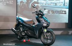 Honda Air Blade 150 Resmi Tantang Yamaha Aerox - JPNN.com