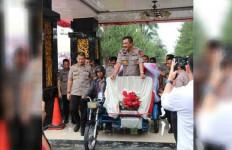 Pamit dari Jabatan Kapoldasu, Irjen Pol Agus Andrianto: Saya Sedih Meninggalkan Warga Sumut - JPNN.com