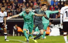 Jelang El Clasico, Real Madrid Tertahan di Markas Valencia - JPNN.com