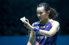 Aksi Terbaik Final BWF World Tour Finals 2019 - JPNN.com