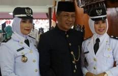 Pak Wakil Bupati Punya Istri Dua, Keduanya Baru Dilantik jadi Kepala Desa - JPNN.com