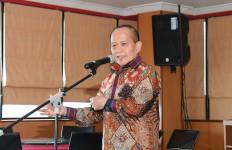 Syarief Hasan Apresiasi Atas Masukan Rektor dan Dekan Universitas Hasanuddin - JPNN.com