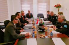 Polri dan Kepolisian Palestina Gelar Pertemuan Bilateral, Nih Kesepakatannya - JPNN.com