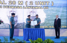 Dua Unit Kapal Baru Memperkuat TNI AL, Nih Spesifikasinya - JPNN.com