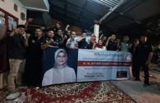 Dukungan Warga Buat Siti Nur Azizah Sebagai Kandidat Wali Kota Tangsel Terus Menguat - JPNN.com