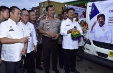Mentan SYL Ingin Menjadikan Lampung Jadi Lokomotif Ekspor Komoditas Pertanian - JPNN.com