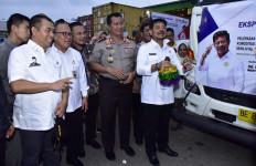 Mentan SYL Lepas Ekspor Komoditas Pertanian Senilai Rp181 Miliar di Lampung - JPNN.com