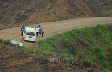 Kesaksian Penumpang Mobil Rombongan Menteri yang Nyaris Celaka saat Meninjau Ibu Kota Baru - JPNN.com