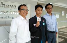 Raih Perunggu OSN 2019, Siswa SMP Cahaya Rancamaya Juarai IJSO Qatar - JPNN.com