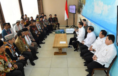 Jokowi Minta Izin Bangun Ibu Kota ke Tokoh Kaltim - JPNN.com