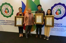 Danone Indonesia Raih 3 Penghargaan Public Relations Program of The Year 2019 - JPNN.com