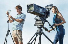Kamera iPhone 11 Pro Diadu dengan Kamera Broadcast, Bagaimana Hasilnya? - JPNN.com