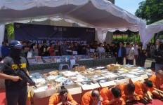 Bea Cukai Ngurah Rai Bekuk 2 WN Hong Kong saat Membawa 7 Kg Sabu-sabu - JPNN.com