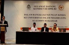 Komisi VIIl DPR Soroti Kualitas Pendidikan UIN Makassar - JPNN.com
