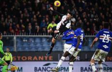 Lihat! Ronaldo Terbang Untuk Mencetak Gol Kemenangan Juventus Atas Sampdoria - JPNN.com