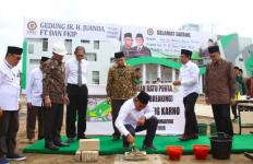 Menteri Muhadjir Resmikan Gedung Universitas Muhammadiyah di Calon Ibu Kota Baru - JPNN.com