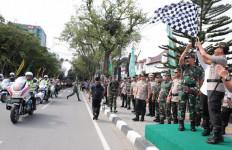 Panglima TNI dan Kapolri Pimpin Apel Pengamanan Natal dan Tahun Baru - JPNN.com