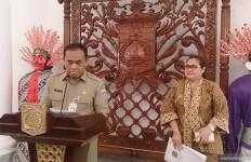 Berita Duka, Sekda DKI Saefullah Meninggal Dunia Karena Covid-19 - JPNN.com