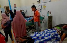 Ratusan Warga Asahan Keracunan Usai Makan Nasi Bungkus Pilkades - JPNN.com