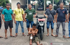 Buronan Kasus Pencurian Truk Ditembak - JPNN.com