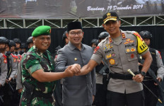 Gubernur Ridwan Kamil Jamin Keamanan saat Perayaan Natal dan Tahun Baru - JPNN.com