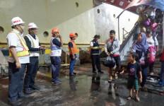 Perdana, Pelindo III Fasilitasi Mudik Gratis Nataru - JPNN.com