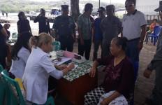 Bakamla RI Gelar Bakti Sosial di Minahasa Utara - JPNN.com